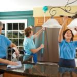 Профессиональная уборка – в домах, квартирах, офисах, магазинах!