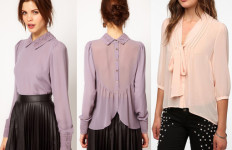 Основные критерии выбора блузок