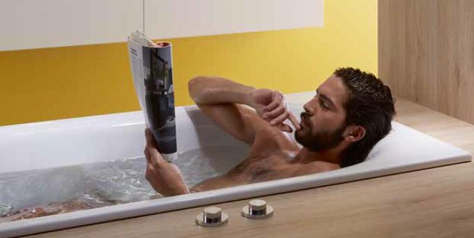 Почему стальные ванны — лучший выбор для вашей ванной?